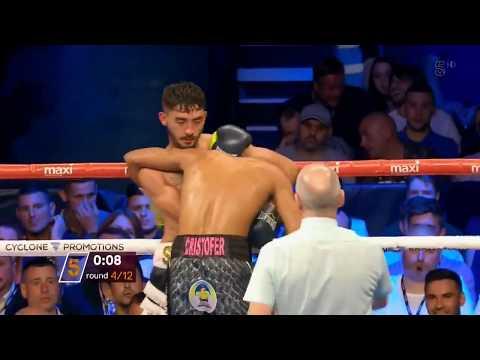 Cristofer Rosales (Nic) vs Andrew Selby (UK)