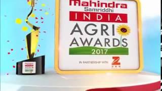 महिंद्रा समृद्धि इंडिया कृषि पुरस्कार – डॉ. वीरेंदर लाल चोपड़ा
