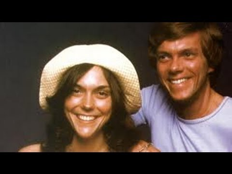 Close to You - The Carpenters (Lyrics on screen)