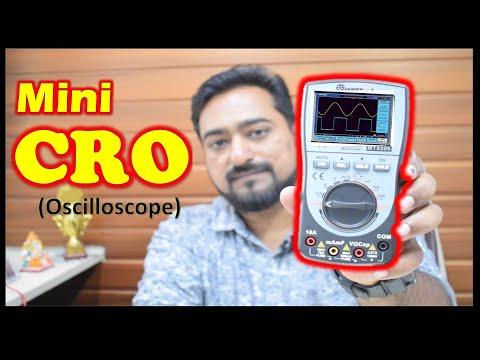 Multimeter with Oscilloscope | CRO | Diagnostic Tool | Circuit Checker | Frequency Checker Hz