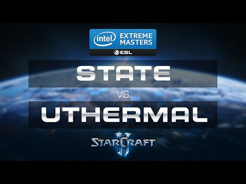 StarCraft 2 - State vs uThermal(PvT) - IEM 2015 Gamescom - Group C