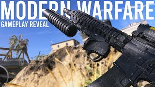 Modern Warfare Gameplay 100 Player mode Revealed + more details!
