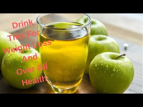 apple-cider-vinegar-&-weight-loss---over-all-health---it's-a-must