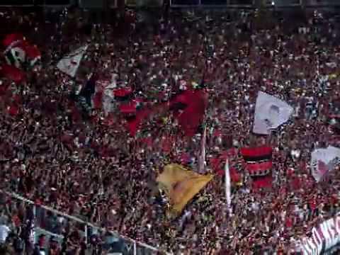 Flamengo 2 x 1 Atlético-PR Estreia de Adriano
