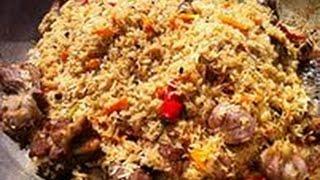 Как приготовить ПЛОВ из курицы по- ирански