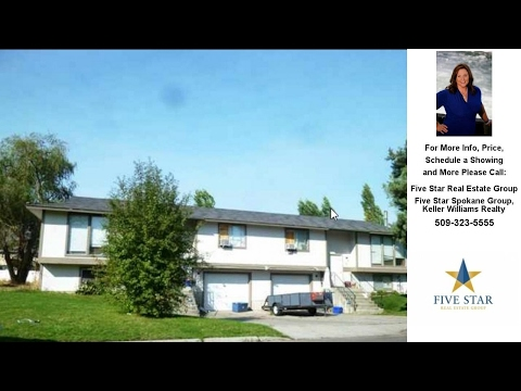 104 S Moen, Spokane Valley, WA Presented by Five Star Real Estate Group.