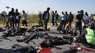 100 Shiites Killed as Nigerian forces open fire at un-armed Arbaeen Procession Nov-14, 2016