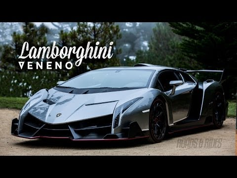 Lamborghini Veneno - An Interview with Stephan Winkelmann