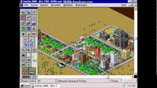 Simcity 2000 (PC) - Part 1