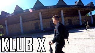 Opuszczona dyskoteka w lesie KLUB X - Urbex History