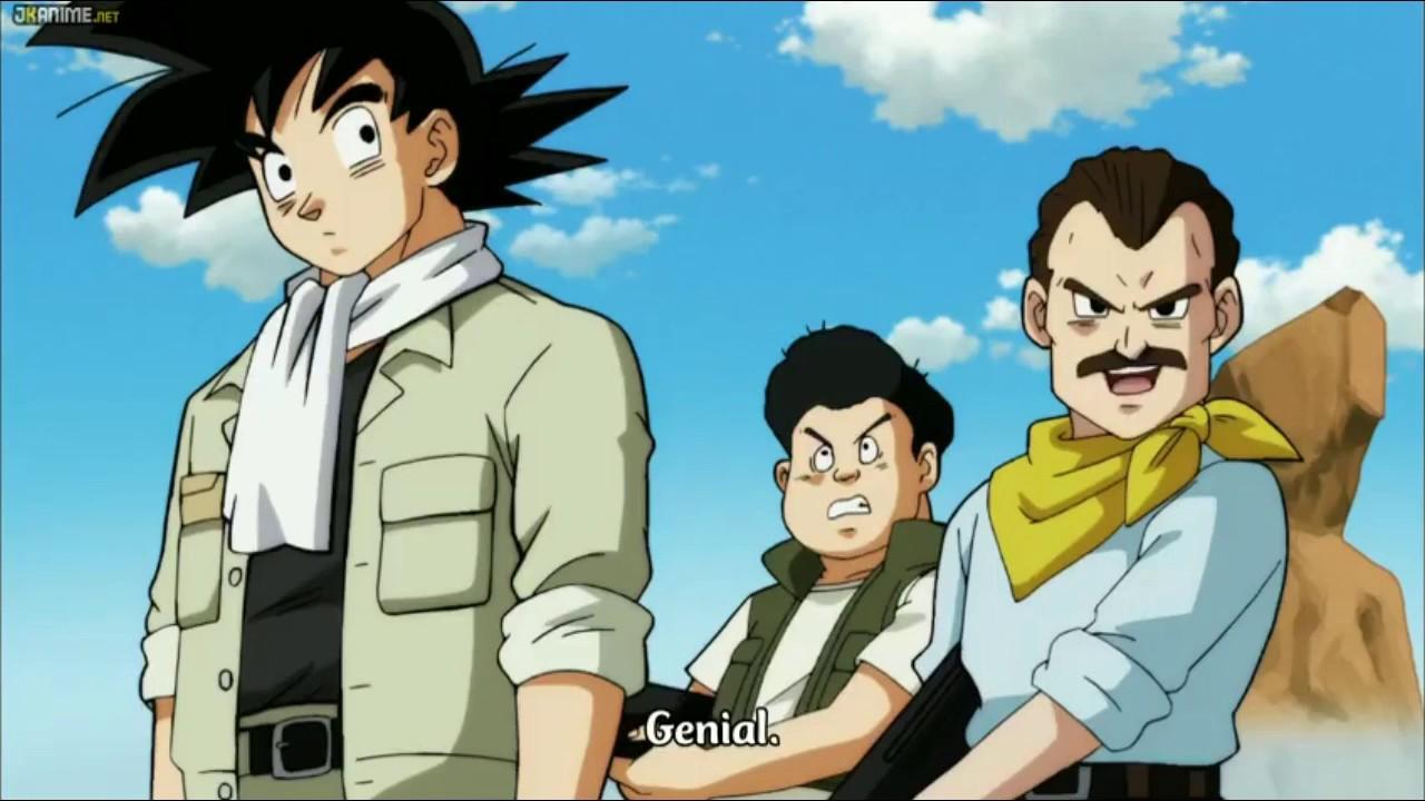 Asaltan a Goku
