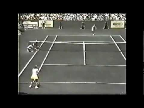 Chris Evert vs Arantxa Sanchez 1988 Tampa 1/3