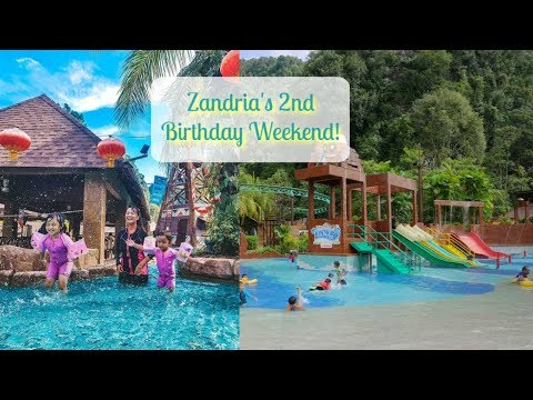 Lost World Of Tambun, Impiana Hotel Ipoh, New Hollywood Ipoh and Kellie's Castle  - VLOG