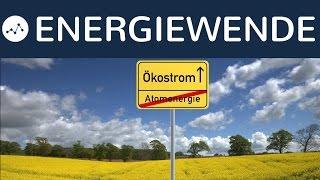 Energiewende einfach erklärt - Wirtschaft im Alltag - Erneuerbare & Fossile Energie - Pro & Contra