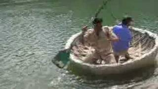 38 6 lb GOLDEN MASHEER(MAHSEER),FISHING IN CAYVERY RIVER- INDIA