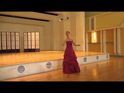 The Hills Are Alive - Sierra Marcy, Soprano