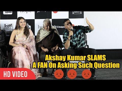 Akshay Kumar SLAMS A FAN On Asking Such Question | Mission Mangal Trailer Launch Mp3