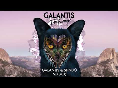 Galantis - True Feeling (Galantis & shndō VIP mix) (Official Audio)