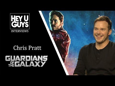Chris Pratt Interview - Guardians of the Galaxy