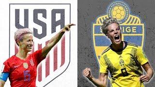 World Cup: USWNT looks for revenge against Sweden