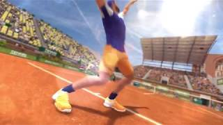 Tennis World Tour - The court is yours