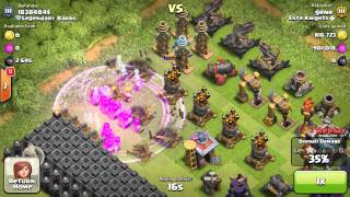 Clash of Clans - FREE 1.7 In Loot Raid Giveaway/Experiment! FREE LOOTS