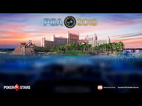 PCA $100K Super High Roller, Day 2 (Cards-Up)