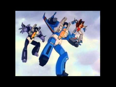 Transformers G1 Intro / Opening (1 min UK version)