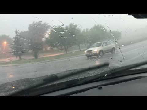 Saskatoon Severe Thunderstorm
