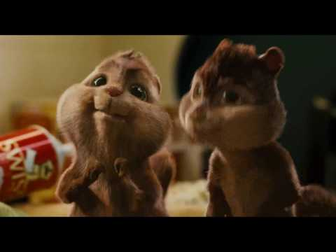 Alvin & The Chipmunks (ORIGINAL VOICES) - Christmas, Don't Be Late SCENE
