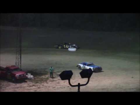 Butler Motor Speedway Street Stock Feature 6/17/17