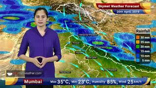 Weather Forecast April 20: Rain in Kerala, Tamil Nadu, Karnataka, Telangana and AP