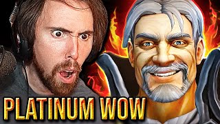 Asmongold Reacts to Warcraft's Most Incompetent King | By Platinum WoW