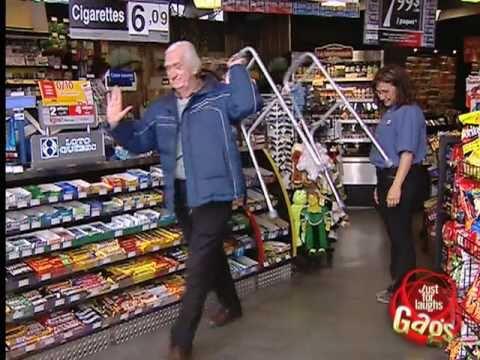 Epic Old Man - Corner Store Robber