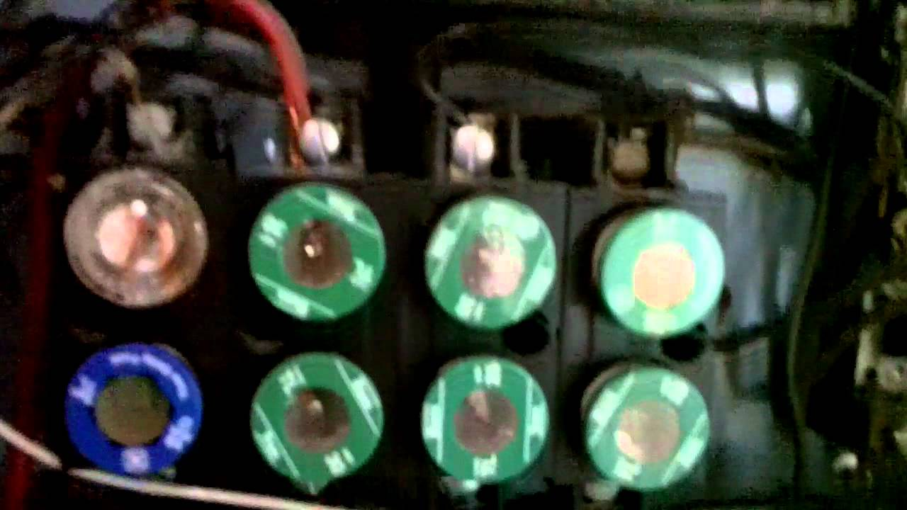 Dangerous Fuse Box Found By A Home Inspections Steve
