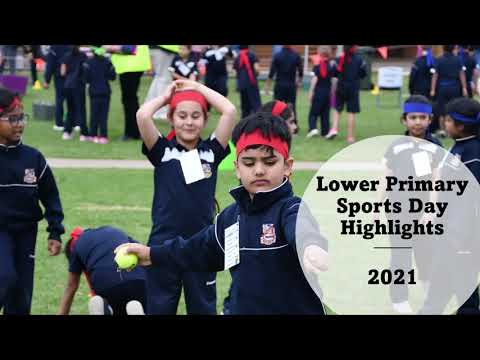 Lower Primary Sports Day
