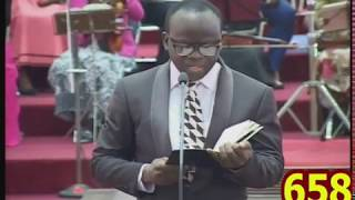 Apostolic Faith WECA. Sunday School Service. 20-01-2019 (Extended)