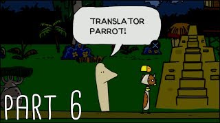Doki-Doki Universe - Translator Parrot - Part 6