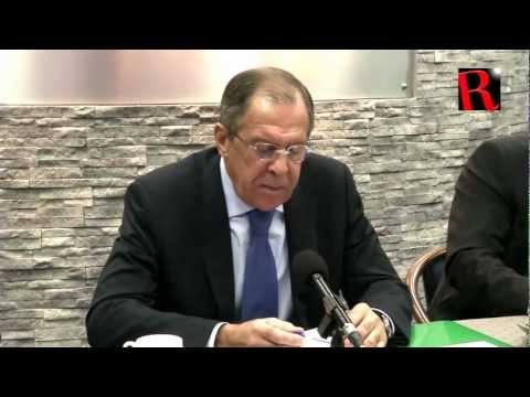 Interview with Sergey Lavrov