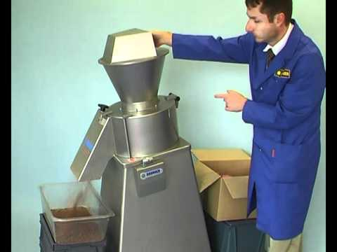 Brunner IR250 Industrial Food Processor