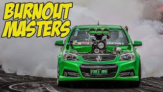 Summernats Burnout Masters Finals 2019