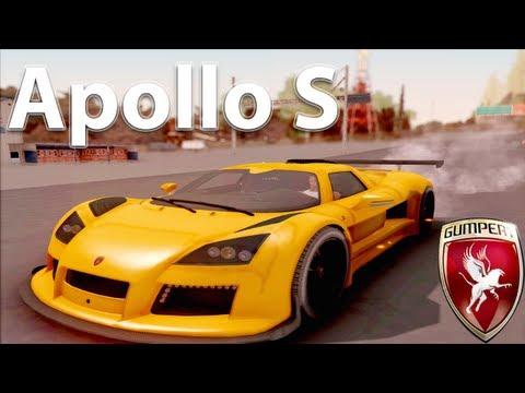 Gumpert Apollo S 2012