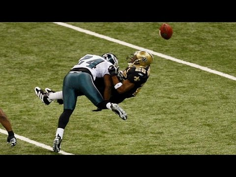 10 BIGGEST Hits in NFL History