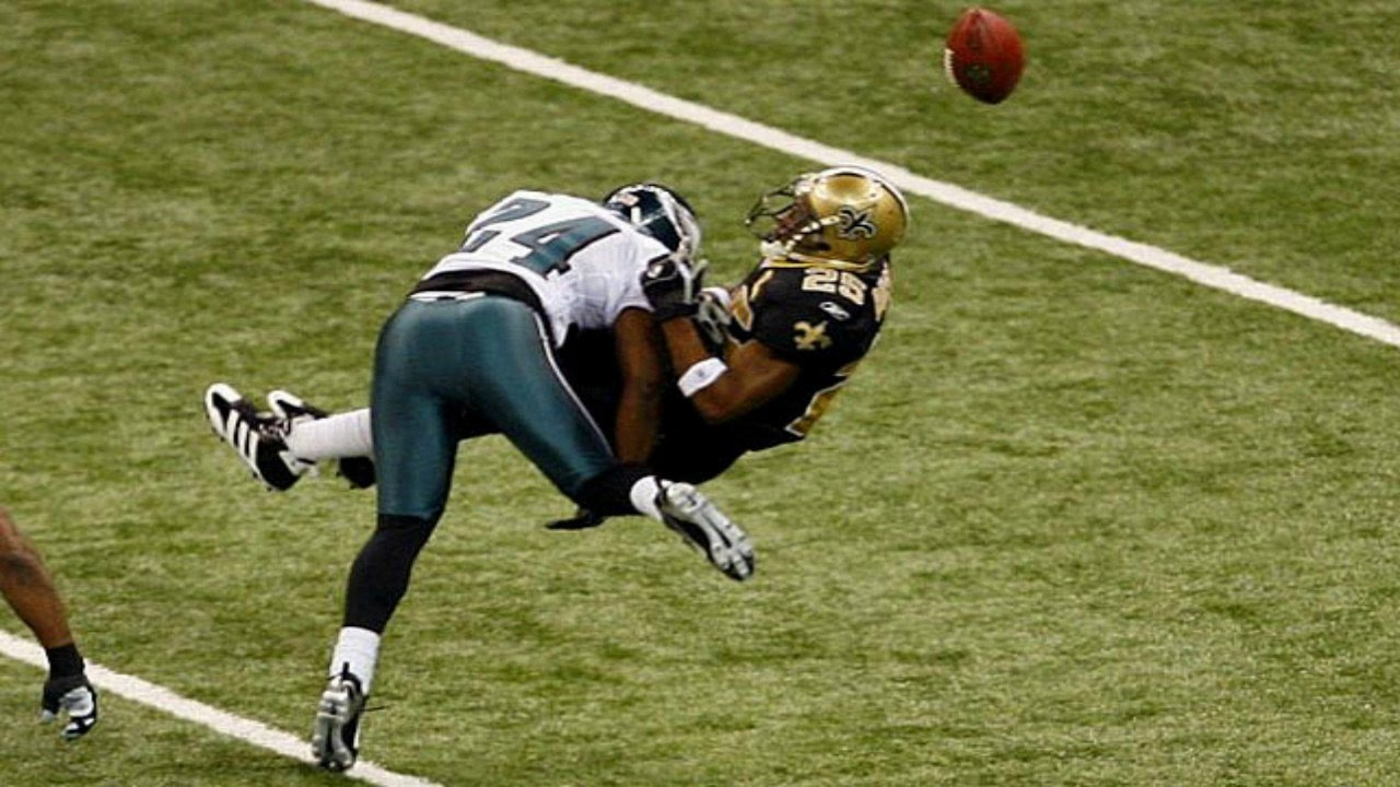 10 Biggest Hits In Nfl History Youtube