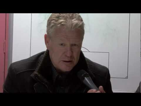 Peter Maes na verlies tegen RAEC Mons