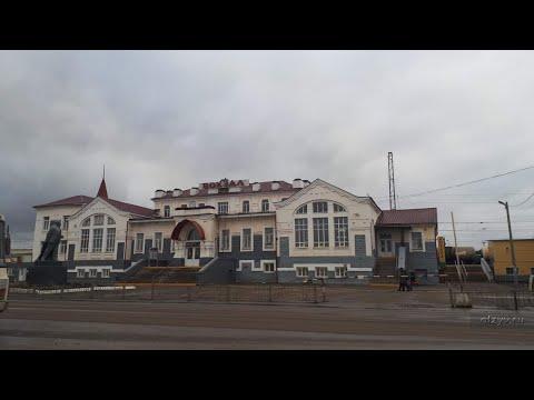 На поезде Кунгур-Екатеринбург