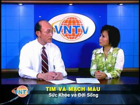 VNTV Sức Khỏe & Đời Sống: Bệnh Tim Mạch với Bác Sĩ Nguyễn Thượng Trí - 2