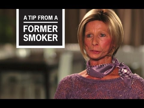 CDC: Tips From Former Smokers  Terrie: