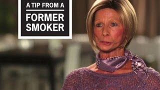 "CDC: Tips From Former Smokers - Terrie: ""Terrie, What Are You Doing?"""