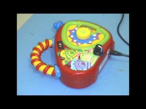 Circuit Bent Fisher Price Fimbles Find-a-Tune Radio By Freeform Delusion